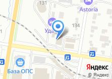 Компания «Мастер-Файбер» на карте