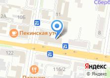 Компания «Sky» на карте