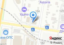 Компания «Санья» на карте