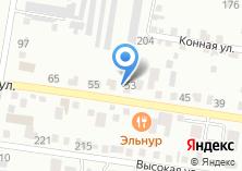 Компания «СтилТек» на карте