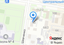 Компания «Мебель от Рязанова» на карте
