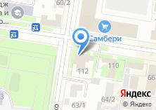 Компания «ЮнитЭКСПЕРТ» на карте