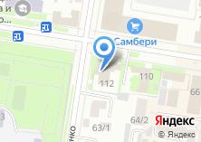 Компания «Konika» на карте