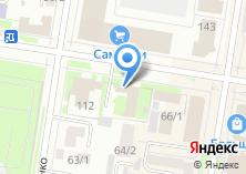Компания «Домработница@няня» на карте