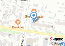 Компания «Строящийся жилой дом по ул. Октябрьская» на карте