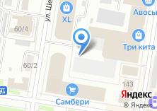 Компания «РЫБАК» на карте