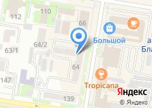 Компания «Зея-знак» на карте
