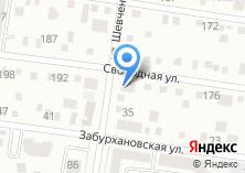 Компания «AvtoStatus» на карте