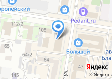 Компания «Шляпный салон Александры Латышевой» на карте