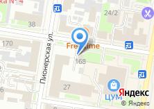 Компания «Дом Денег» на карте