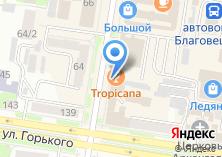 Компания «Атик» на карте