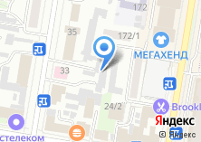 Компания «Амурский областной Дом народного творчества» на карте