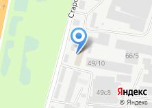 Компания «ДВ-Цемент торговый дом» на карте