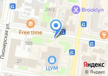 Компания «Блинчики ЖИЛИ-БЫЛИ» на карте