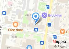 Компания «Богемия» на карте