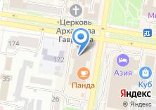 Компания «Адвокатский кабинет Третьяк Т.В» на карте