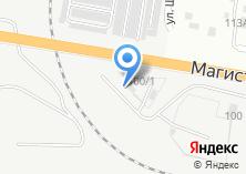 Компания «ЖелдорАльянс транспортная компания» на карте