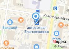 Компания «Сотовый мир» на карте