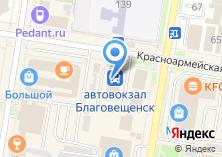 Компания «Экспресс-продукты» на карте