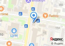 Компания «Военный комиссариат Амурской области» на карте