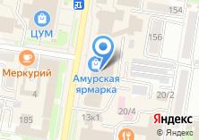 Компания «Fizzy Drink» на карте