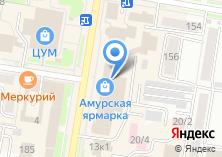 Компания «Современные кадровые технологии» на карте