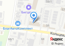 Компания «Подшипникцентр» на карте