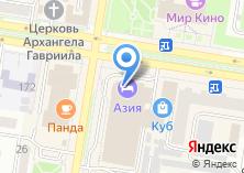 Компания «Lounge mebel» на карте