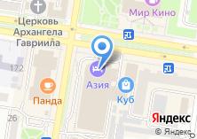 Компания «Шведский стол» на карте