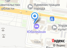 Компания «Компас» на карте