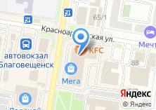 Компания «Fast Key» на карте