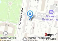 Компания «Амуртек» на карте