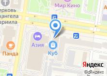 Компания «Фотоуслуги» на карте