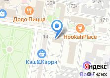 Компания «ВИП-Сервис» на карте