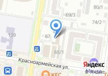 Компания «А-Эл-Джи СОФТ» на карте