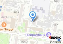 Компания «Дирекция по строительству объектов в зоне Байкало-Амурской магистрали» на карте