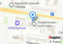 Компания «Управление единой муниципальной информационной системы» на карте