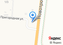 Компания «Амурпромпласт» на карте