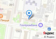 Компания «Отделение пенсионного фонда РФ по Амурской области» на карте