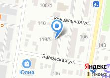 Компания «Строящийся жилой дом по ул. 50 лет Октября» на карте