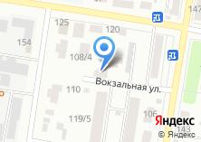 Компания «Серебряный ключ» на карте