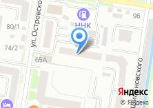 Компания «К-Артель» на карте