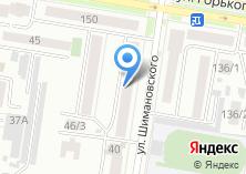 Компания «Эльви» на карте
