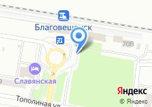 Компания «Куры-гриль» на карте