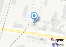 Компания «Тинор» на карте