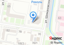 Компания «Суперняня» на карте