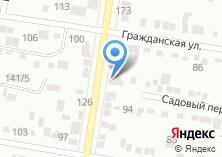 Компания «Syenite» на карте