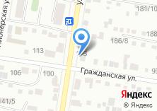 Компания «4х4» на карте