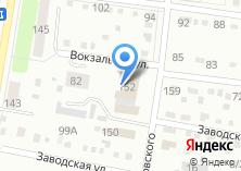 Компания «Пожарная часть №1» на карте