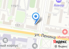 Компания «Таобао» на карте